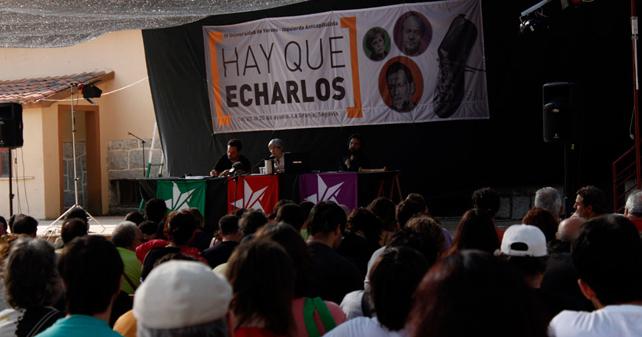 Ponencia de la economista Miren Etxezarreta, en la Universidad de Verano de Izquierda Anticapitalista.