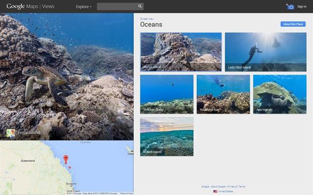 Imagen del nuevo servicio de Google.
