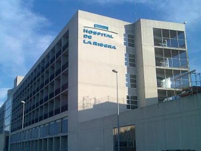 Hospital de La Ribera, en Alzira (Valencia).