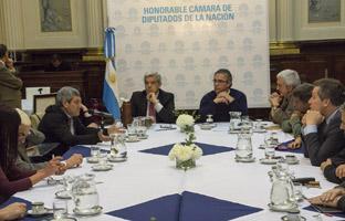 El Congreso argentino repudia la impunidad del franquismo