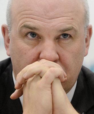 El comisario de derechos humanos, Nils Muižnieks.- AFP