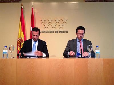 El consejero de Sanidad, Javier Fernández-Lasquetty. EP