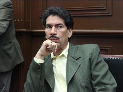 Foto de archivo del diputado asesinado, Osbaldo Esquivel Lucatero.