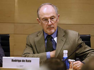 Rodrigo Rato, expresidente de Bankia/Efe