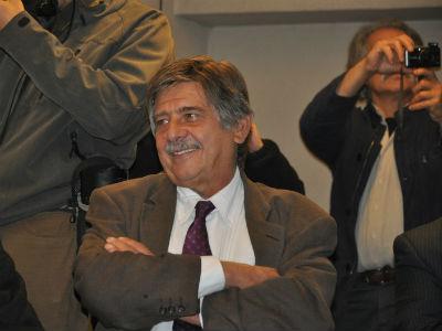 El abogado de los querellantes por la causa del franquismo en Argentina, Carlos Slepoy.