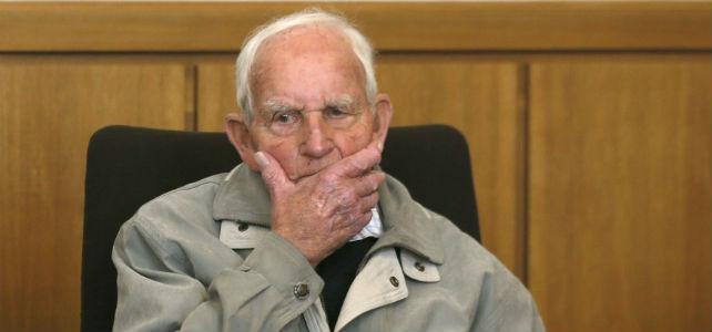 Sierts Bruins se negó a responder a las preguntas durante el juicio. -REUTERS