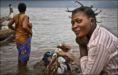 República Democrática del Congo. La exposición puede visitarse en el Museo Nacional de Antropología desde el 20 de septiembre al 19 de enero.