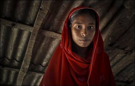 Bangladesh, 2009. La exposición puede visitarse en el Museo Nacional de Antropología desde el 20 de septiembre al 19 de enero.