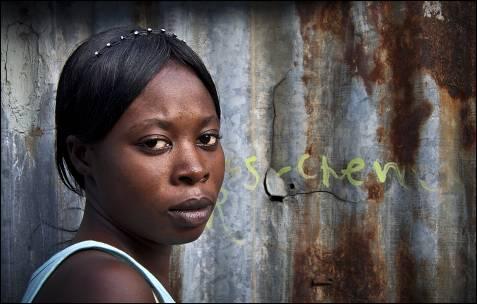 Haití, 2011. La exposición puede visitarse en el Museo Nacional de Antropología desde el 20 de septiembre al 19 de enero.