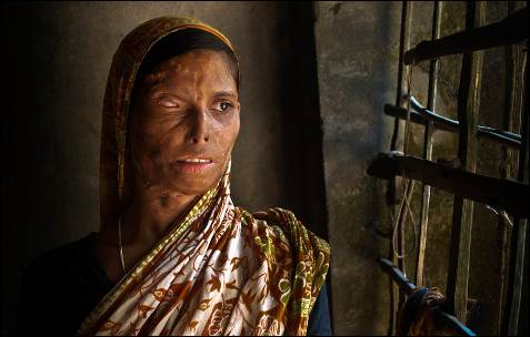 Bangladesh, 2009. La exposición puede visitarse en el Museo Nacional de Antropoligía desde el 20 de septiembre hasta el 19 de enero.