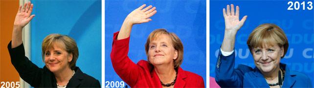 'Cancillerísima' Merkel