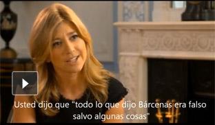 La entrevista que intentó censurar Rajoy en EEUU y otros vídeos de la semana