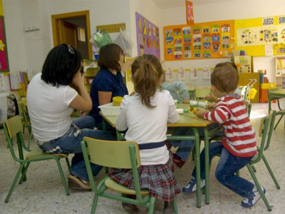 Hay 104 aulas TGD en toda la comunidad. EFE