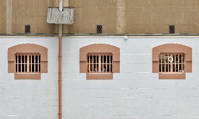 Una imagen de la Cárcel Modelo de Barcelona.