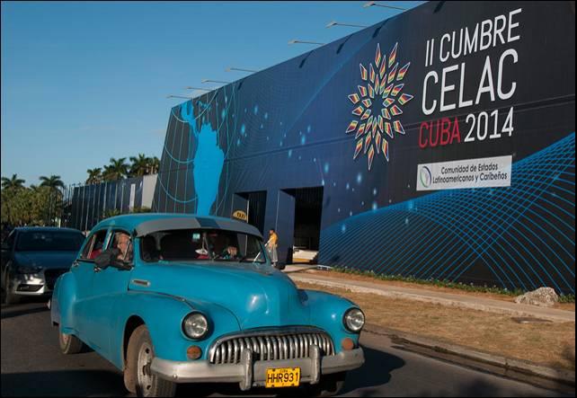 La Habana está lista para recibir a los Jefes de Estado de Latinoamérica y el Caribe, CELAC.