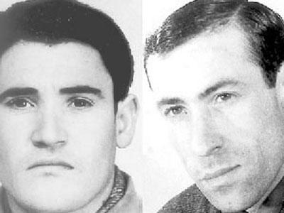 Francisco Granados y Joaquín Delgado.