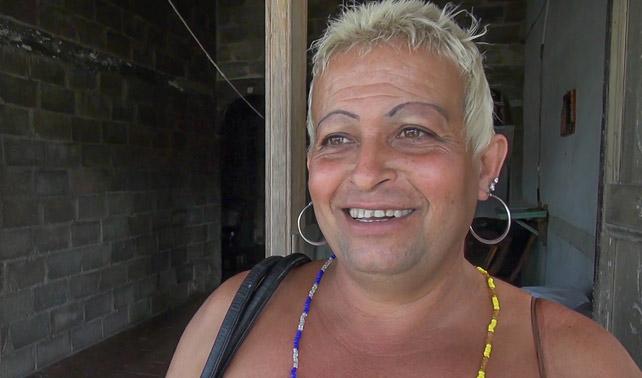 Adela, la primera transexual con un cargo político en la historia de Cuba.