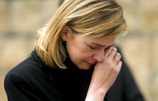 Cristina conocía los delitos de su marido, según el juez Castro