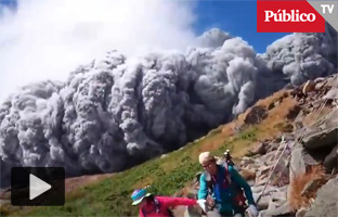 Ascienden a 48 los muertos por la erupción del volcán Ontake en Japón
