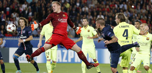 El Barça, lagunas <br>de Champions