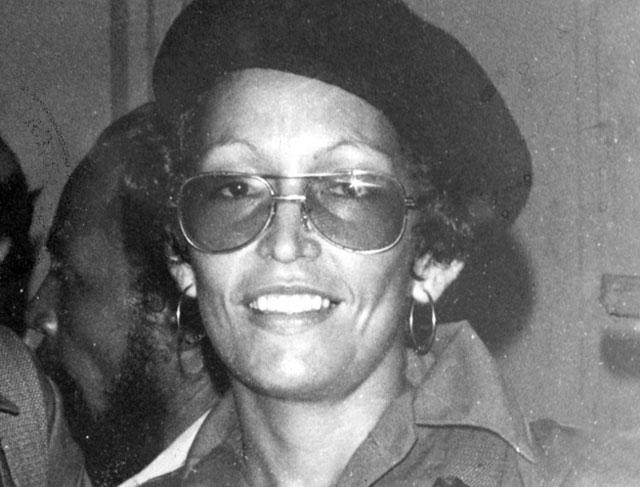 Leticia Herrera, comandante guerrillera del Frente Sandinista de Liberación Nacional. FOTO: IHNCA-UCA