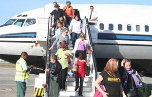 El tráfico de cubanos a <br>los Estados Unidos