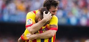 """Messi: """"No compito contra Cristiano ni contra nadie"""""""