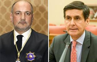 El Parlament recusa al presidente del Constitucional y a otro magistrado
