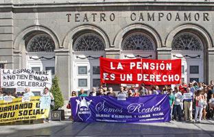 """Las Marchas de la Dignidad preparan un """"caluroso recibimiento"""" a FelipeVI"""