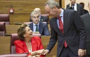 La corrupción desangra<br> al PP valenciano