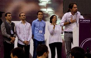 Pablo Iglesias se presenta ante las bases con una propuesta cerrada