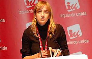 """Tania Sánchez: """"En<br> Madrid hay mar, <br>mucho mar de fondo"""""""