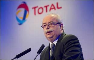 Muere el presidente de la petrolera Total en un accidente de avión