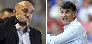 Mendilíbar se une a Ferrer como primeros técnicos despedidos en Primera