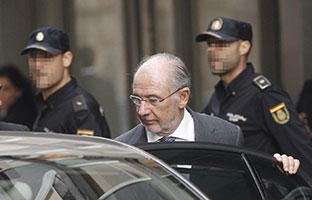 El juez rechaza rebajar la fianza como le pide Rato