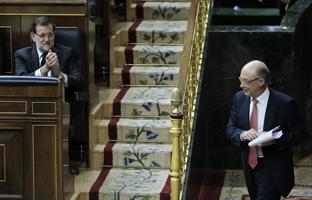 Los Presupuestos de Montoro obvian el frenazo de la UE