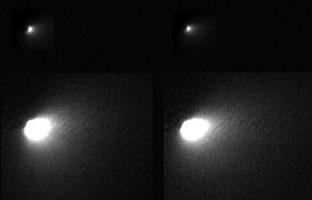 El cometa Siding Spring es más pequeño de lo que se pensaba