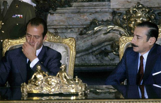 Los archivos secretos de España y Argentina (iii)