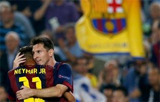 El Barcelona convence a medias antes del clásico