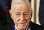 Muere Ben Bradlee, director del 'Washington Post' durante el 'Watergate'