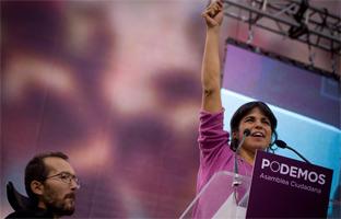 El equipo de Echenique critica el sistema de votación de Podemos