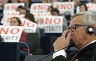 Juncker dice que será firme en la negociación del tratado comercial con EEUU