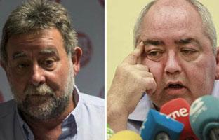Pastrana y Fernández, imputados por las facturas de UGT-Andalucía