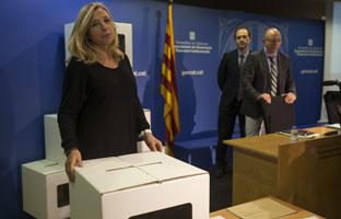 La Generalitat habilitará 6.430 mesas en 938 de los 947 municipios catalanes