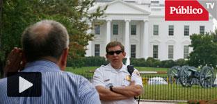 Otro hombre logra saltar la verja de la Casa Blanca