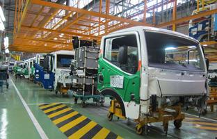 Nissan plantea un recorte <br>del 10% de la plantilla <br>de su fábrica de Ávila