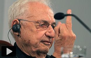 """Frank Gehry: """"El 98% de los edificios que se hacen son pura mierda"""""""