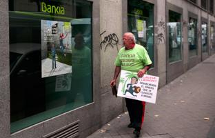 Bankia aumenta sus beneficiosun 53,9% <br>hasta septiembre