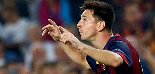 Ser Messi en      <br>   tiempos de crisis
