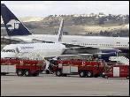 Dejan morir a un hombre en el aeropuerto de Barajas pensando que se trataba de un caso de ébola